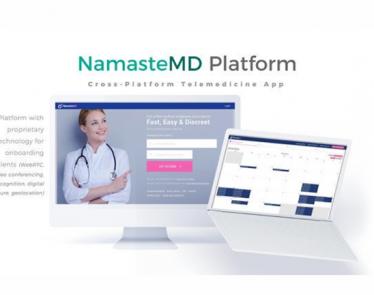 NamasteMD app