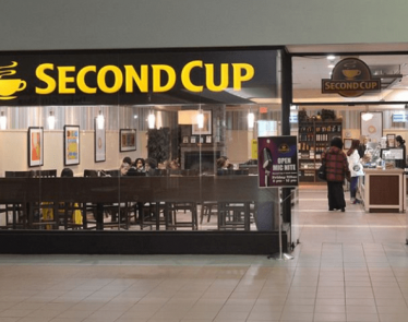 Second Cup cannabis shops
