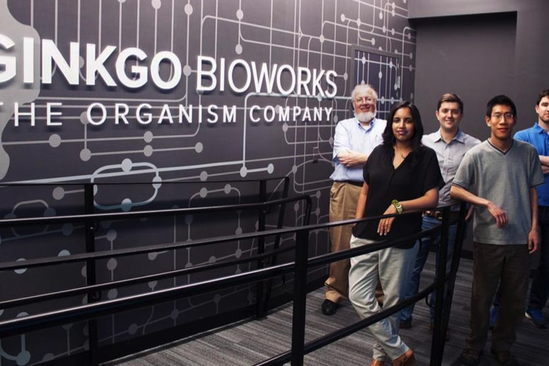 Ginkgo Bioworks Inks Deal With Cronos Group To Lab Make Cannabis