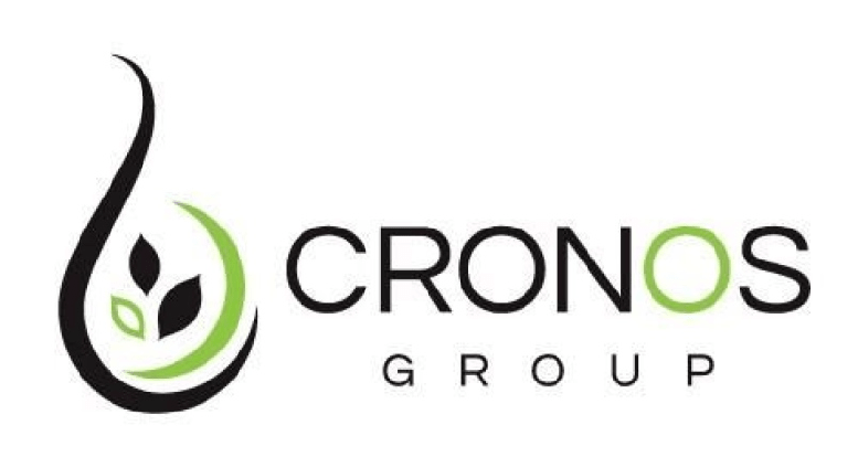 Cronos Group stock price today