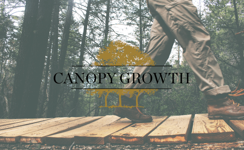 Canopy Growth Corporation (TSX:WEED) Up +9.52% Wednesday