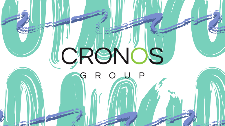 Cronos Group Inc. (TSX:CRON) Down
