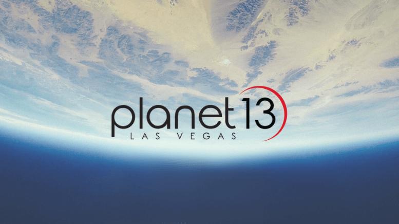 Planet 13 stock