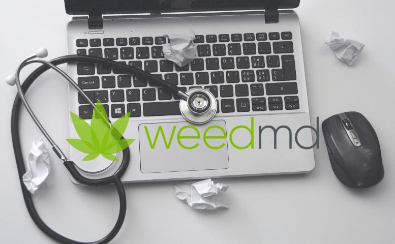 WeedMD Stock