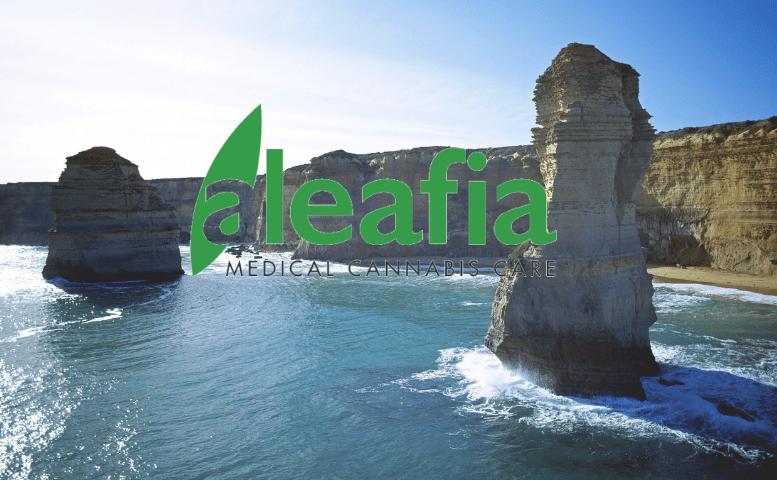 Aleafia stock
