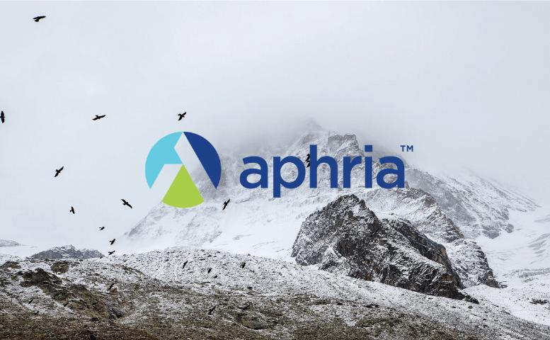 Aphria stock price