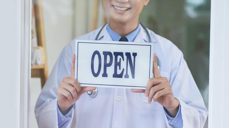 dispenaries open